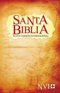 Nvi Santa Biblia (Outreach Bible)