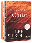 """Lee Strobel """"Case For"""" 3-Pack (3 Vols)"""