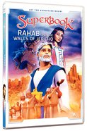Rahab and the Walls of Jericho (#04 in Superbook DVD Series Season 02)