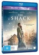 The Shack (Movie Blu-ray) Blu-ray Disc