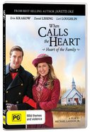 When Calls the Heart #10: Heart of the Family DVD