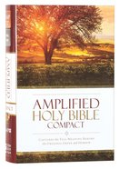Amplified Holy Bible Compact