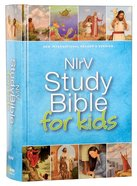 NIRV Study Bible For Kids (Black Letter Edition)