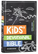 NIRV Kids' Devotional Bible (Black Letter Edition) Hardback