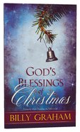 God's Blessings of Christmas Booklet