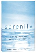 NKJV Serenity New Testament With Psalms and Proverbs (Red Letter Edition) Paperback