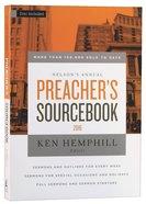 Nelson's Annual Preacher's Sourcebook 2016 Paperback