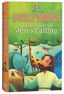 ICB Jesus Calling Bible For Children (Black Letter Edition) Hardback