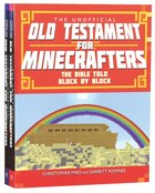Unofficial Bible For Minecrafters, the (Shrink Wrapped) (2 Vol Set) Paperback