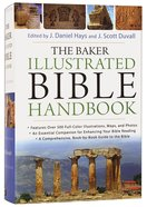 Baker Illustrated Bible Handbook Hardback