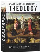 Evangelical Dictionary of Theology (Third Edition) (Baker Reference Library Series) Hardback