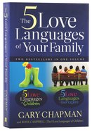 The 5 Love Languages of Your Family Paperback
