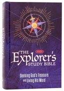 NKJV Explorer's Study Bible Hardback
