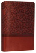 NIV Woman's Study Bible Auburn Leathersoft Premium Imitation Leather