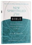NIV New Spirit-Filled Life Bible Hardback