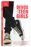 The One Year Devos For Teen Girls Paperback