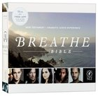 NLT Breathe Audio Bible New Testament (18 Cds)