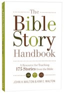 The Bible Story Handbook Paperback