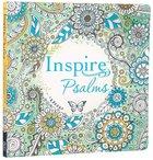 NLT Inspire Creative Journaling Psalms (Black Letter Edition)