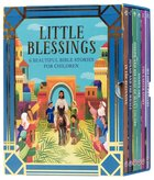 Little Blessings: 6 Beautiful Bible Stories For Children Hardback