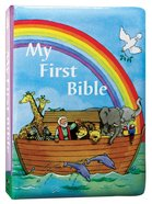 My First Bible (Padded Board Book)