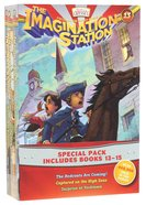 Volume 13-15 (Adventures In Odyssey Imagination Station (Aio) Series) Pack
