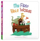 My First Bible Words Board Book