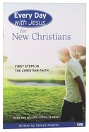 For New Christians (Adult) (Every Day With Jesus Series)