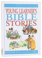 Young Learner's Bible Stories Hardback