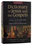 Dictionary of Jesus and the Gospels (2nd Edition) (Ivp Bible Dictionary Series) Hardback