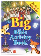 The Big Bible Activity Book Paperback