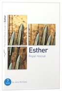 Esther - Royal Rescue (The Good Book Guides Series) Paperback