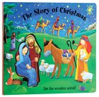 The Story of Christmas (Bible Build A Scene Series)
