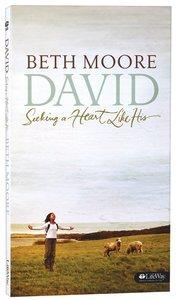 David: Seeking a Heart Like His (DVD Only Set) (Beth Moore Bible Study Series)