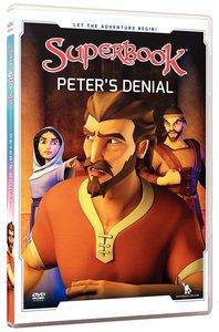 Peters Denial (#11 in Superbook Dvd Series Season 02)