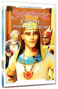 Joseph and Pharoahs Dream (#02 in Superbook Dvd Series Season 02)