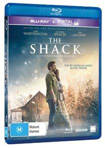 The Shack (Movie Blu-ray)