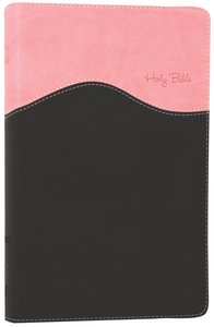 NIV Gift Bible Pink/Chocolate (Red Letter Edition)