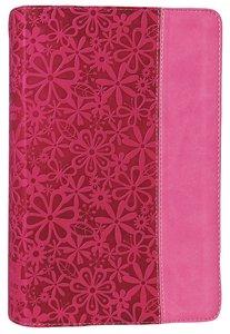 NIV Adventure Bible Raspberry Pink (Black Letter Edition)