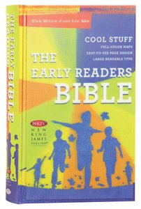 NKJV Early Readers Bible (Red Letter Edition)