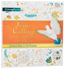 Jesus Calling - Creative Colouring and Hand Lettering (Adult Coloring Books Series)