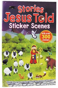 Stories Jesus Told (Candle Sticker Scenes Series)