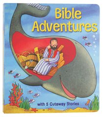 Bible Adventures: Jonah and Other Bible Stories