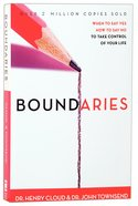 Boundaries: To Take Control of Your Life Paperback