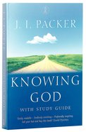 Knowing God (With Study Guide)