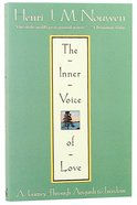The Inner Voice of Love Paperback