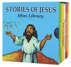 Stories of Jesus (Pack of 6) (Mini Library Series) Board Book