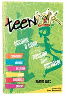 Teen Talk (Teen Talk Series) Paperback