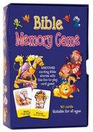 Bible Memory Game Game