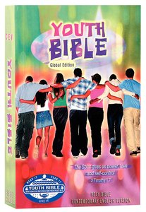 CEV Youth Bible Global Edition Softcover